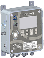 Rejestrator Parametrów Gazu CRP-03